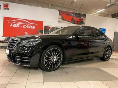 begagnad Mercedes S560 4MATIC 9G-Tronic AMG Sport, AMG Plus Spo