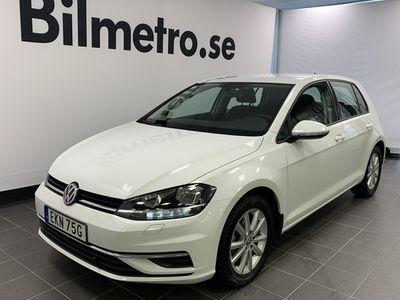 begagnad VW Golf 2,0 TDI DSG 4-Motion 2019, Halvkombi Pris 259 000 kr