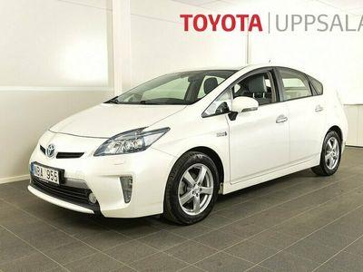 begagnad Toyota Prius Plug-in Hybrid 1.8 Värmare JBL