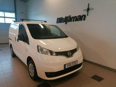 begagnad Nissan NV200 Van 1.5 dCi Euro 6 2017, Transportbil Pris 86 250 kr