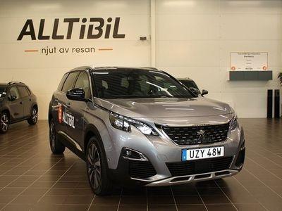begagnad Peugeot 5008 2.0 BlueHDi EAT Euro 6 7-sits 17 -20