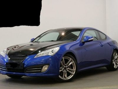 brugt Hyundai Coupé