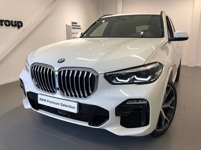 begagnad BMW X5 xDrive30d   M sport   Innovation   Win -19