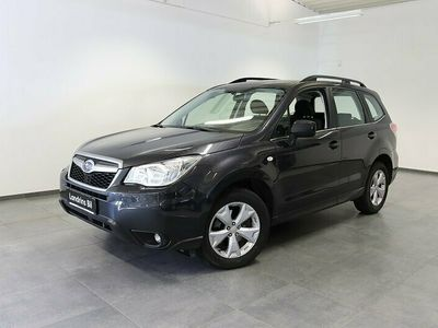 begagnad Subaru Forester 2.0 4WD Lineartronic Euro 6 147hk