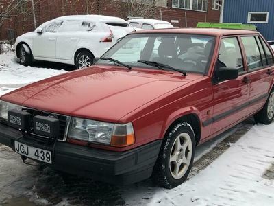 begagnad Volvo 940 944 S 2.3 Låga mil, mycket bra skick
