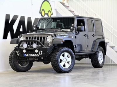 begagnad Jeep Wrangler 3.6 Unlimited | Rubicon | Lifted