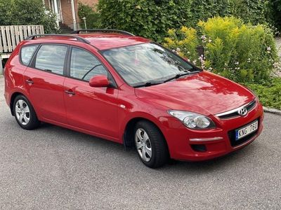 begagnad Hyundai i30 cw