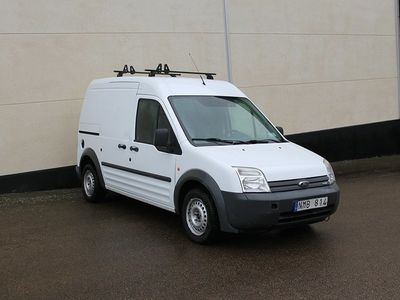 begagnad Ford Transit Connect LWB 1.8 TDCi 90hk NYBES