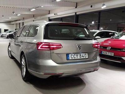 begagnad VW Passat SC TDI190 DSG6 4M G