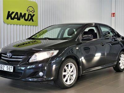 begagnad Toyota Corolla Axio SoV Hjul Låga Mil