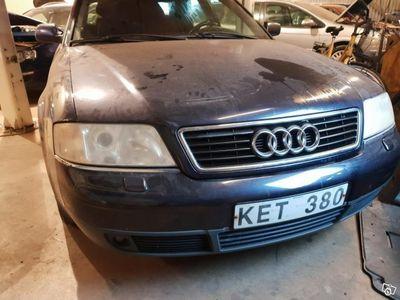 begagnad Audi A6 V6 165HK -99