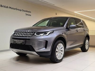 begagnad Land Rover Discovery Sport D180 SE AWD Signature 2020, SUV 491 900 kr