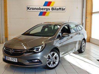 begagnad Opel Astra ST Dynamic 125 Hk -16