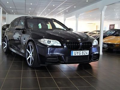 begagnad BMW 550 d xDrive Touring M Sport, Comfort Euro 6 2014, Personbil 299 000 kr