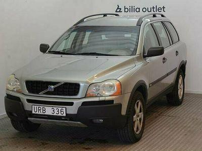 begagnad Volvo XC90 2.5T AWD AUTOMAT 7-SITS (210hk)