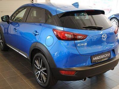 begagnad Mazda CX-3 OPTIMUM 2,0 150 HK AWD AUTOMAT -15