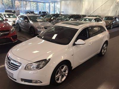 begagnad Opel Insignia 2.0 CDTI ECOTEC 4x4 Automat 2011, Kombi 149 800 kr
