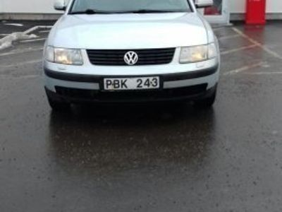 begagnad VW Passat -00