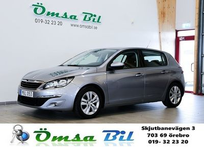 used Peugeot 308 1.6 BlueHDI AUT Active EU6 120hk