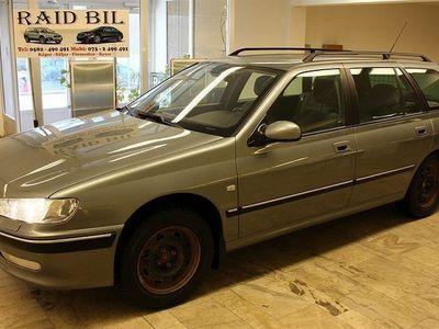 begagnad Peugeot 406 2,0 KOMBI,NyBes,Drag,(137hk)