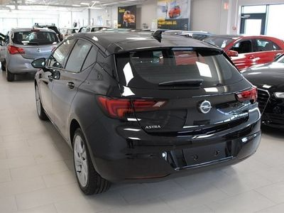 begagnad Opel Astra Dynamic 5d 1.4 Tu5hk