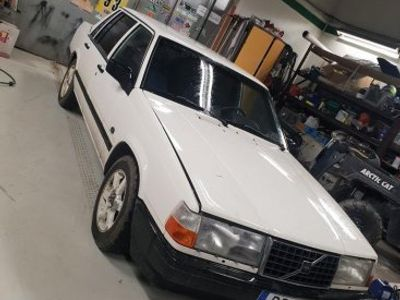used Volvo 740 -92