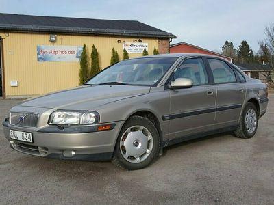 begagnad Volvo S80 2.4 140hk