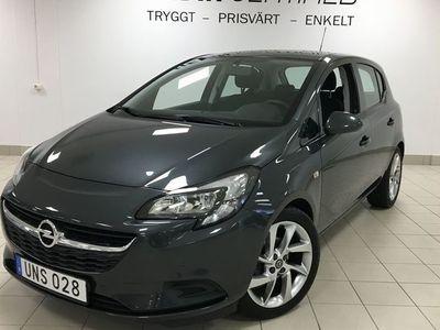 used Opel Corsa 1.4 90hk Enjoy Automat -18