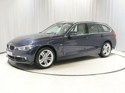 begagnad BMW 330 Touring Xdrive Luxury *Drag*Nav*Elstolar*