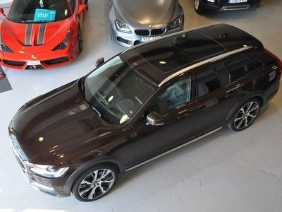brugt Volvo V90 CC D5 AWD Geartronic Inscription Euro 6 235hk