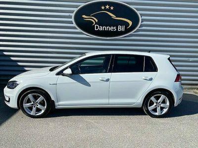 begagnad VW e-Golf 35.8 kWh Comfort Euro 6 136hk NAV Kamera