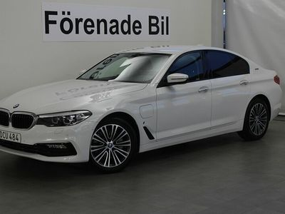 gebraucht BMW 530 e iPerformance E Sportline Aut Navi