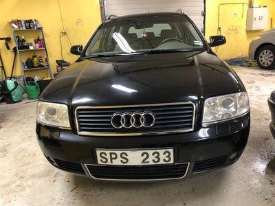 begagnad Audi A6 Avant 1.8 T 150hk ny bes till 21 09 01 AC Fräsch bil