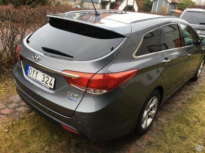 begagnad Hyundai i40 1.7 CRDI Kombi, Business -12