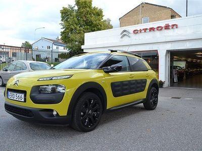 begagnad Citroën C4 Cactus BlueHDi (100hk) SHINE -15