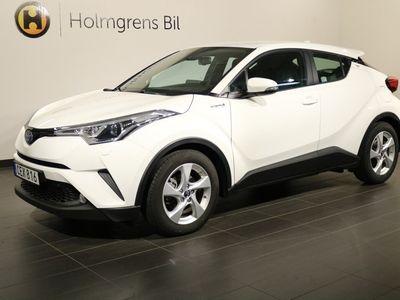 begagnad Toyota C-HR 1.8 WT-i Hybrid