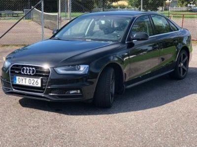 begagnad Audi A4 2.0TDI, S-Line, Alpine Edition -15