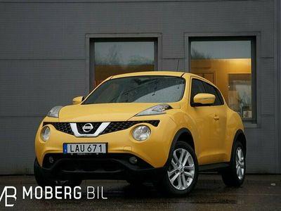 begagnad Nissan Juke 1.6 117hk Aut Acenta Navi 360 kamera Nyservad
