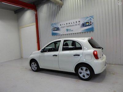 brugt Nissan Micra 1,2 80 HK 9000 MIL