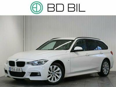 begagnad BMW 340 i xDrive M-SPORT TOURING 326HK SV-SÅLD EU6