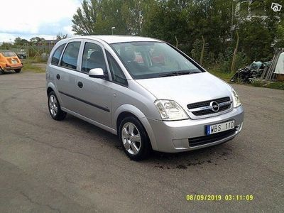 begagnad Opel Meriva 1.6 101hk -05