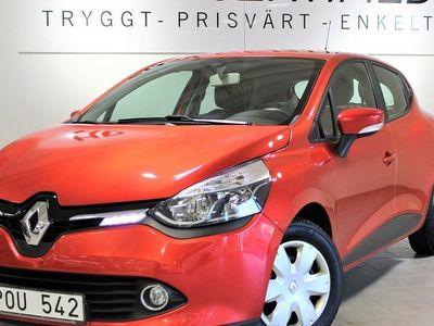 begagnad Renault Clio 1,2 73 Hk Navi Vinterhjul