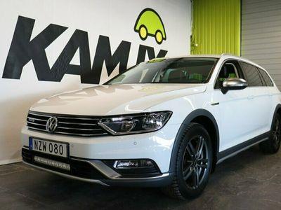 begagnad VW Passat Alltrack 2.0 TDI | 4Motion DSG | D-Värm | SoV | 190hk