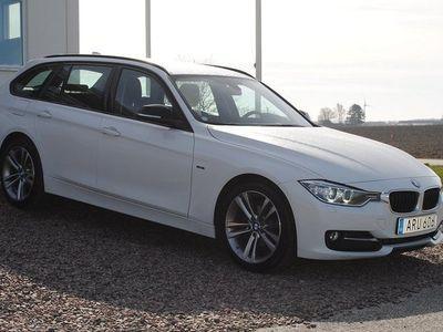 begagnad BMW 318 d A Touring Sport Line / Nav. m.m