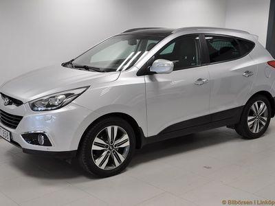 begagnad Hyundai ix35 2.0 CRDi-R 4WD Aut -15 Premium