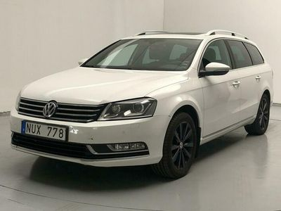 begagnad VW Passat VW 1.4 TSI EcoFuel Variant 2013, Kombi Pris 102 000 kr