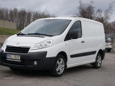 begagnad Peugeot Expert Skåpbil 2.0 HDi Automat 163hk