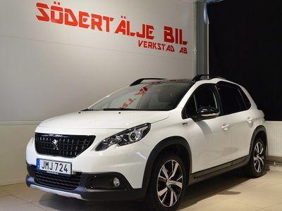 begagnad Peugeot 2008 1.2 Automat Gt-line 110hk