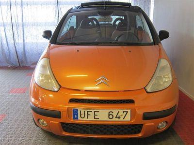 begagnad Citroën C3 Pluriel 1,6i