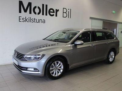 begagnad VW Passat Sportscombi TSI 150HK DSG Värmare Drag